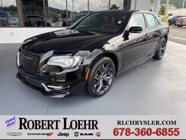 2021 Chrysler 300 for sale at Robert Loehr Chrysler Dodge Jeep Ram in Cartersville GA