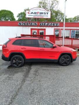 2018 Jeep Cherokee for sale at CARFIRST ABERDEEN in Aberdeen MD