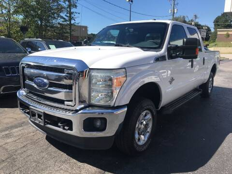 2015 Ford F-250 Super Duty for sale at Magic Motors Inc. in Snellville GA