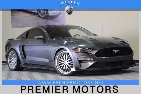 2019 Ford Mustang for sale at Premier Motors in Hayward CA