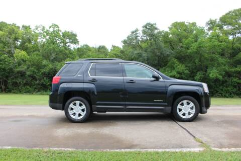 2014 GMC Terrain for sale at Clear Lake Auto World in League City TX
