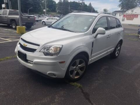 2014 Chevrolet Captiva Sport for sale at Plymouthe Motors in Leominster MA