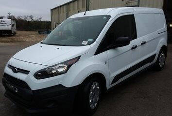 2018 Ford Transit Connect Cargo for sale at CENTURY TRUCKS & VANS in Grand Prairie TX
