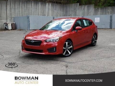 2019 Subaru Impreza for sale at Bowman Auto Center in Clarkston MI