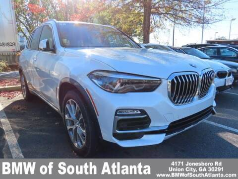 2020 BMW X5 for sale at Carol Benner @ BMW of South Atlanta in Union City GA