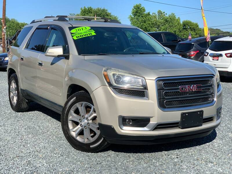 2013 GMC Acadia for sale at A&M Auto Sales in Edgewood MD