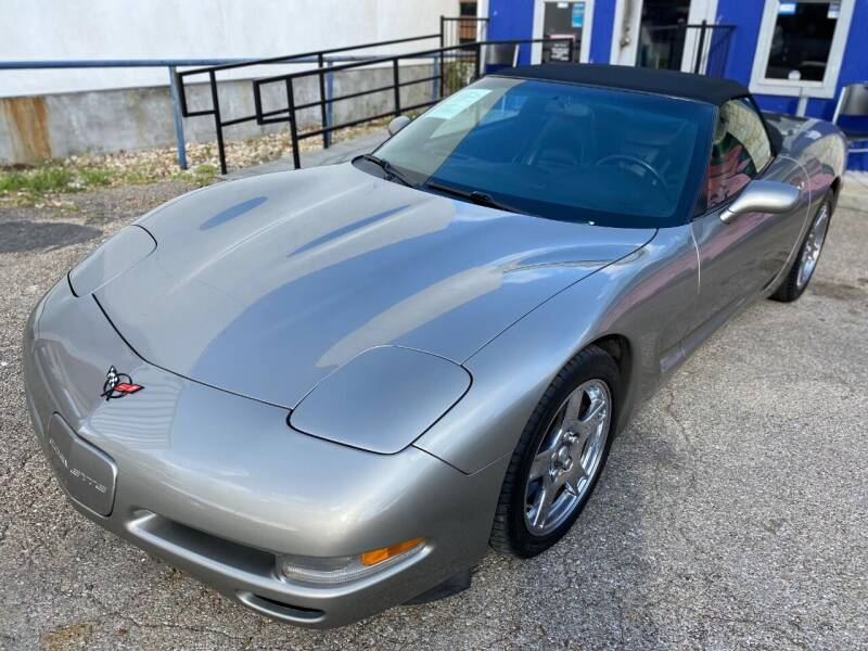 1999 Chevrolet Corvette 2dr Convertible - Austin TX