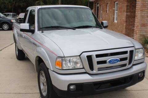 2006 Ford Ranger for sale at MITCHELL AUTO ACQUISITION INC. in Edgewater FL
