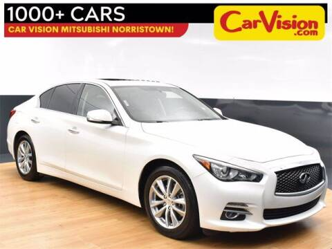 2017 Infiniti Q50 for sale at Car Vision Buying Center in Norristown PA