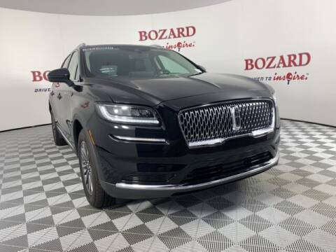 2021 Lincoln Nautilus for sale at BOZARD FORD in Saint Augustine FL