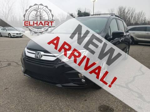 2019 Honda Odyssey for sale at Elhart Automotive Campus in Holland MI