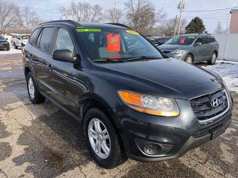 2010 Hyundai Santa Fe for sale at River Motors in Portage WI