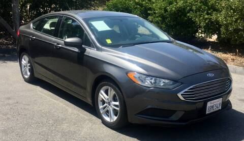 2018 Ford Fusion for sale at North Coast Auto Group in Fallbrook CA