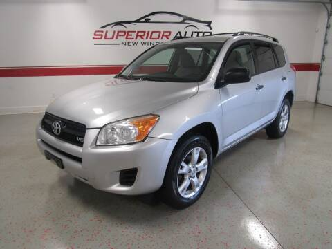 2009 Toyota RAV4 for sale at Superior Auto Sales in New Windsor NY