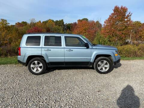 2013 Jeep Patriot for sale at Skyline Automotive LLC in Woodsfield OH