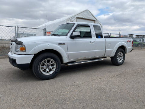2011 Ford Ranger for sale at Truck Buyers in Magrath AB