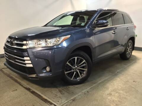 2017 Toyota Highlander for sale at M Sport Motorcar in Hillside NJ