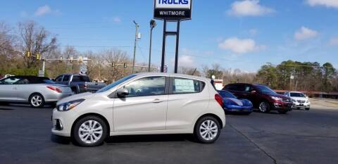 2017 Chevrolet Spark for sale at Whitmore Chevrolet in West Point VA