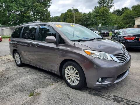 2013 Toyota Sienna for sale at Import Plus Auto Sales in Norcross GA
