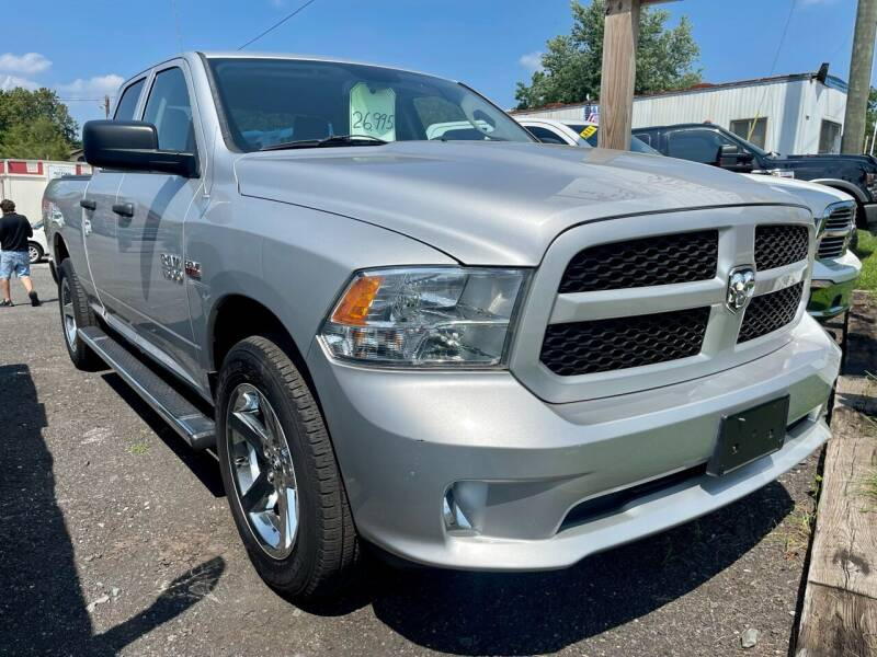 2013 RAM Ram Pickup 1500 for sale at Mayer Motors of Pennsburg in Pennsburg PA
