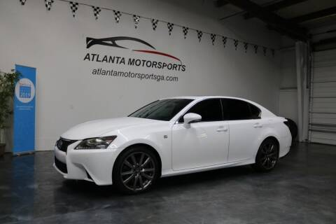 2014 Lexus GS 350 for sale at Atlanta Motorsports in Roswell GA