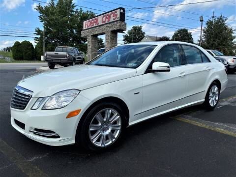 2012 Mercedes-Benz E-Class for sale at I-DEAL CARS in Camp Hill PA