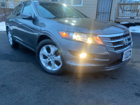 2012 Honda Crosstour for sale at PRNDL Auto Group in Irvington NJ