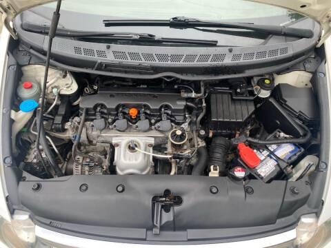 2008 Honda Civic for sale at Denton Auto Inc in Craftsbury VT