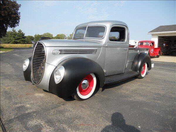 1938 Ford Half ton for sale at OLSON AUTO EXCHANGE LLC in Stoughton WI