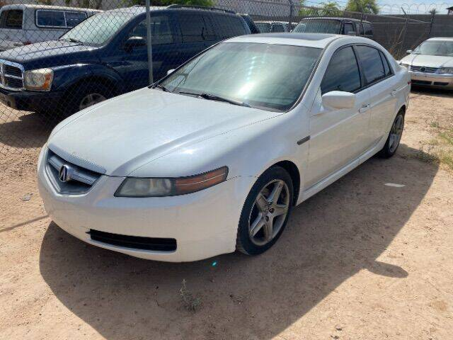 2006 Acura TL for sale at Brown & Brown Wholesale in Mesa AZ