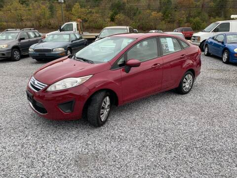 2011 Ford Fiesta for sale at Bailey's Auto Sales in Cloverdale VA