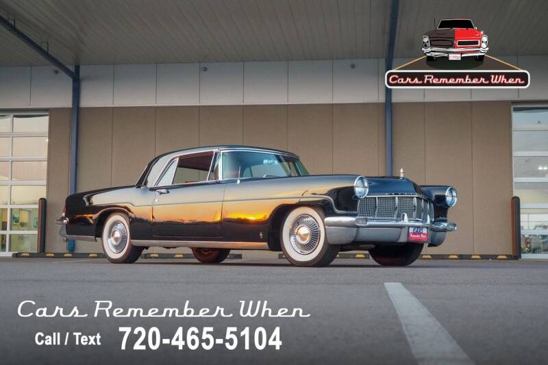 1956 Lincoln Continental for sale in Englewood, CO