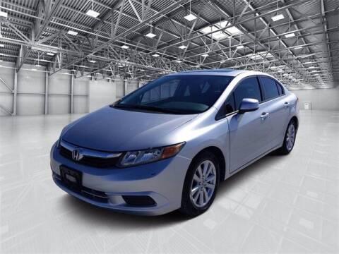 2012 Honda Civic for sale at Camelback Volkswagen Subaru in Phoenix AZ
