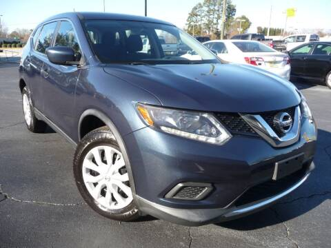 2016 Nissan Rogue for sale at Wade Hampton Auto Mart in Greer SC