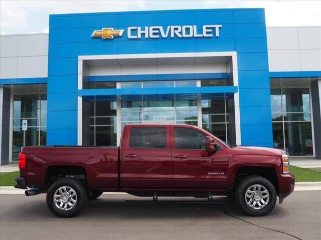 2016 Chevrolet Silverado 3500HD for sale in Sanford, NC