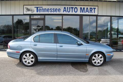 2005 Jaguar X-Type for sale at Tennessee Auto Mart Columbia in Columbia TN