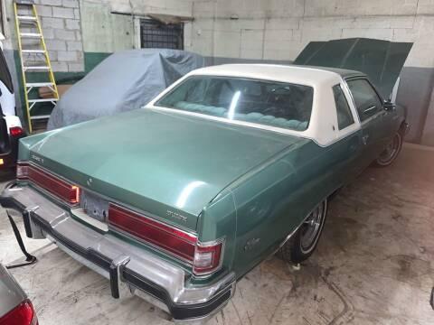 1978 Buick Park Avenue for sale at Simon's Auto Sales in Detroit MI