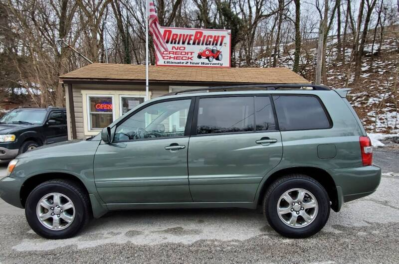 2007 Toyota Highlander for sale at DriveRight Autos South York in York PA
