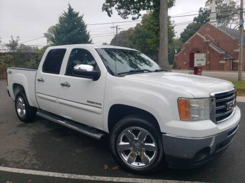 2012 GMC Sierra 1500 for sale at McAdenville Motors in Gastonia NC