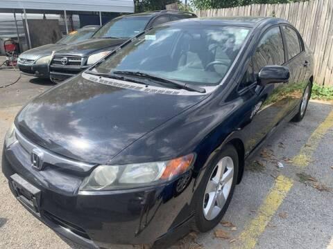2008 Honda Civic for sale at The Kar Store in Arlington TX