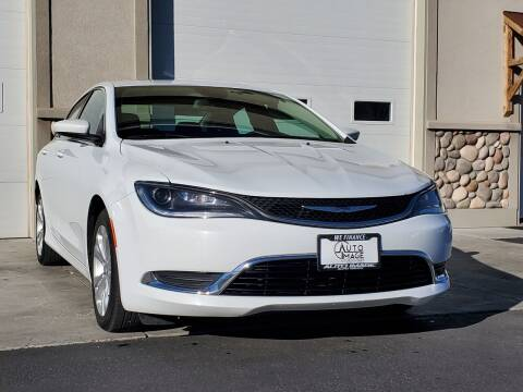 2015 Chrysler 200 for sale at Auto Image Auto Sales Chubbuck in Chubbuck ID