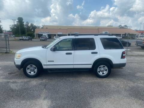 2006 Ford Explorer for sale at Autofinders in Gulfport MS