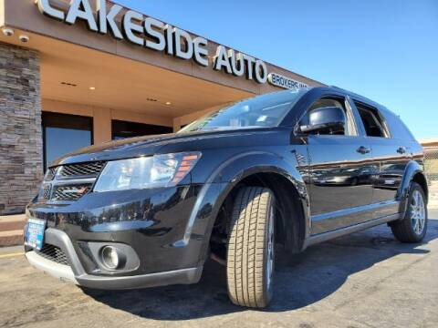 2017 Dodge Journey for sale at Lakeside Auto Brokers in Colorado Springs CO