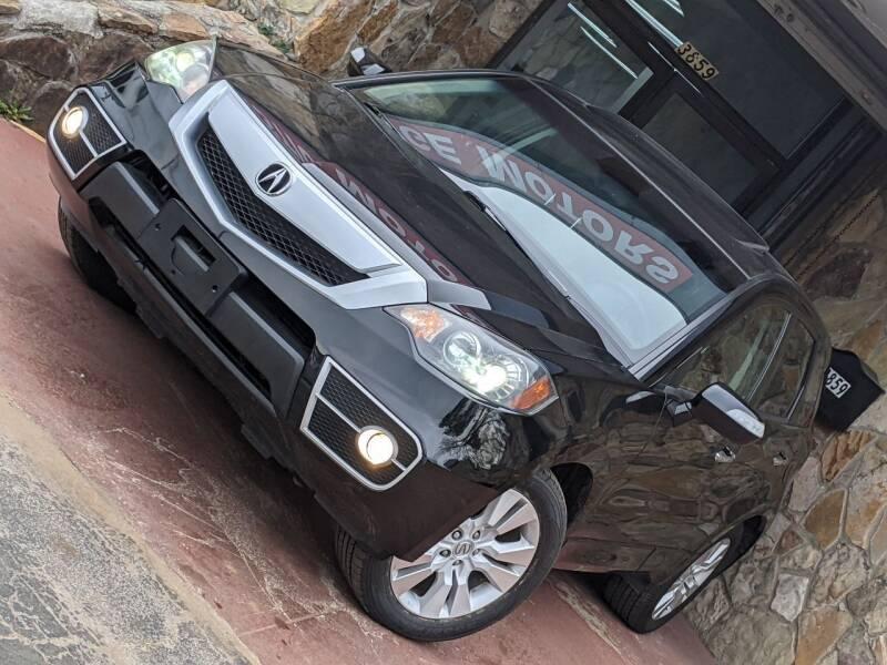 2011 Acura RDX for sale at Atlanta Prestige Motors in Decatur GA
