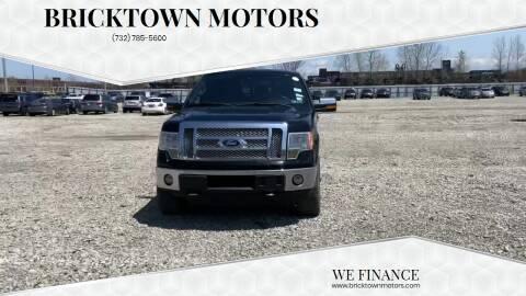 2011 Ford F-150 for sale at Bricktown Motors in Brick NJ