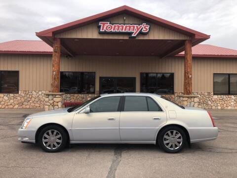 2006 Cadillac DTS for sale at Tommy's Car Lot in Chadron NE