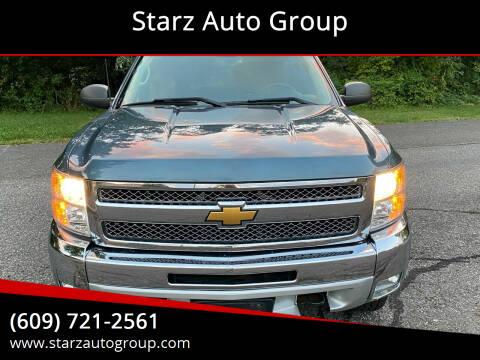 2013 Chevrolet Silverado 1500 for sale at Starz Auto Group in Delran NJ