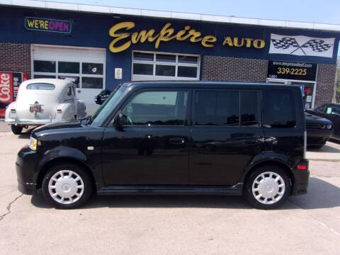 2006 Scion xB for sale at Empire Auto Sales in Sioux Falls SD