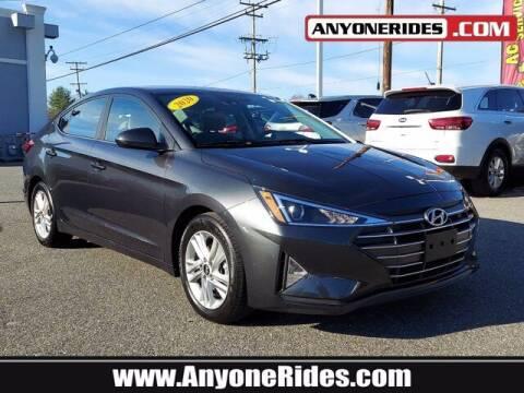 2020 Hyundai Elantra for sale at ANYONERIDES.COM in Kingsville MD