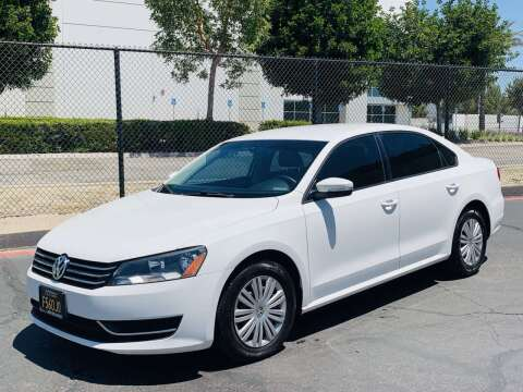 2014 Volkswagen Passat for sale at CARLIFORNIA AUTO WHOLESALE in San Bernardino CA
